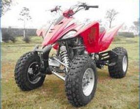AMW MOTOR AT 350