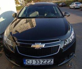 Chevrolet cruze model 2010