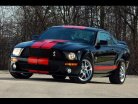 2007 Ford Shelby GT500 Red Stripe Package